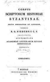 Corpus scriptorum historiae byzantinae: Annae Comnenae Alexiadis libri XV ... v.2