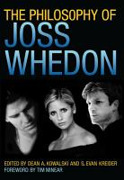 The Philosophy of Joss Whedon PDF