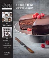 Chocolat: comme un chef