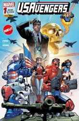 U S  Avengers 1   Helden  Spionen und Eichh  rnchen PDF