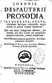 Prosodia illustrata