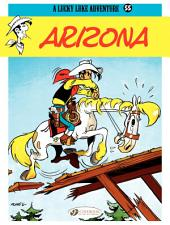 Lucky Luke - Volume 55 - Arizona