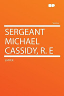 Sergeant Michael Cassidy  R E PDF
