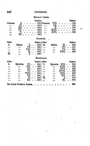 Eclogae ex Q  Horatii Flacci poematibus
