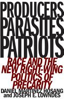 Producers  Parasites  Patriots PDF