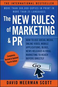 The New Rules of Marketing   PR PDF