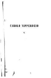 Arriani Nicomediensis scripta minora