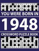 Crossword Puzzle Book-You Were Born In 1948