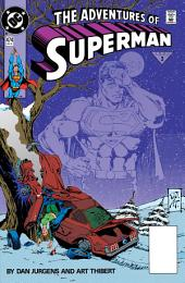 Adventures of Superman (1986-2006) #474