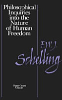 Philosophical Inquiries Into the Nature of Human Freedom PDF