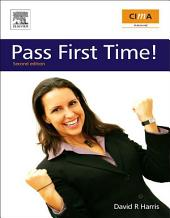 CIMA: Pass First Time!: Edition 2