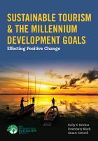 Sustainable Tourism   The Millennium Development Goals PDF