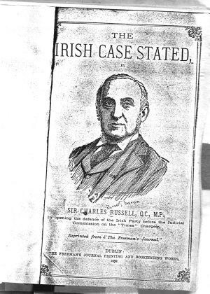 The Irish Case Stated