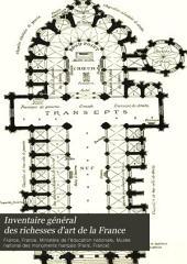 Inventaire général des richesses d'art de la France: Volume1;Volume2,Partie1