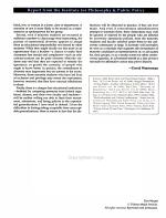 The Affirmative Action Debate PDF
