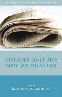 Ireland and the New Journalism PDF