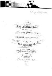 Der Zigeunerbube im Norden: Gedicht von E. Geibel ; für Gesang und Piano