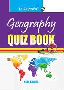 Geography Quiz Book PDF