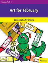 Art for February: Seasonal Art Patterns