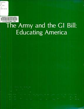 The Army and the GI Bill PDF