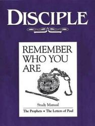 Disciple Iii Remember Who You Are Study Manual Book PDF