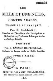 Les Mille et une nuits, contes arabes