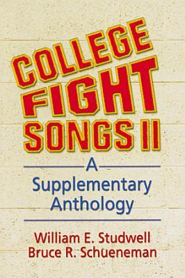 College Fight Songs II PDF