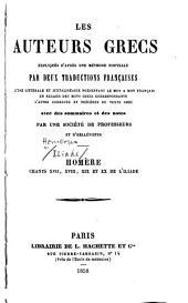 Iliade: Parties17à20