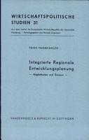 Integrierte regionale Entwicklungsplanung PDF