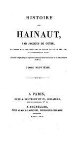 Histoire de Haniaut