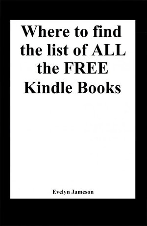 Where to find the list of all the FREE Kindle books