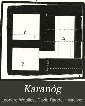 Karanòg: the Romano-Nubian cemetry, Volume 3
