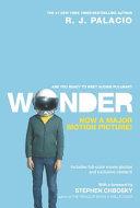 Wonder  Movie Tie In