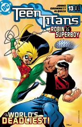Teen Titans (2003-) #13