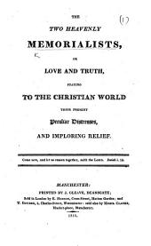 On the Two Worlds, the visible and invisible, their nearness to, connection with, and operation on each other, elucidated from reason and confirmed from Scripture ... Second edition
