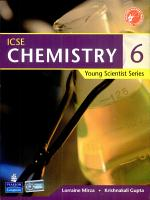 Young Scientist Series ICSE Chemistry 6 PDF