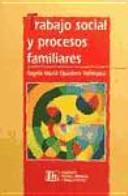 Trabajo social y procesos familiares PDF