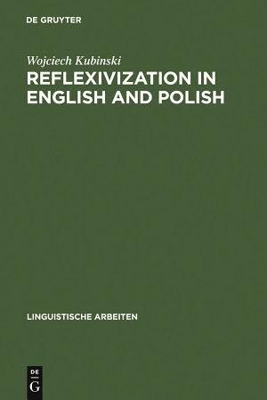 Reflexivization in English and Polish