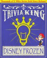 Disney Frozen   Trivia King  PDF