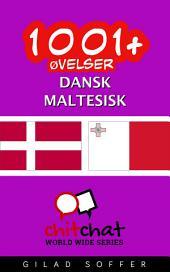 1001+ Øvelser dansk - maltesisk