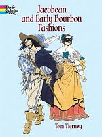 Jacobean and Early Bourbon Fashions
