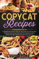 Copycat Recipes PDF