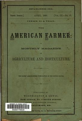 The American Farmer PDF