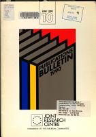Publications Bulletin PDF