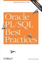 Oracle PL SQL Best Practices PDF