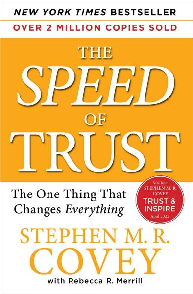 Download The SPEED of Trust Book