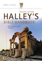 Halley s Bible Handbook with the New International Version   Deluxe Edition PDF