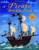 Pirate Sticker Book