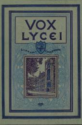 Vox Lycei 1932-1933