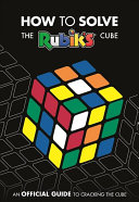 How to Solve the Rubik's Cube
